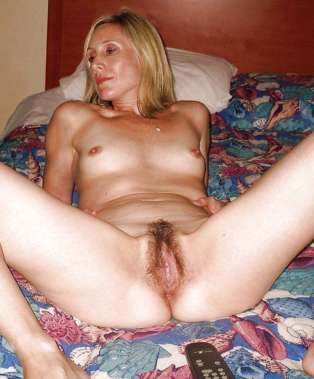 Big hairy wet pussy