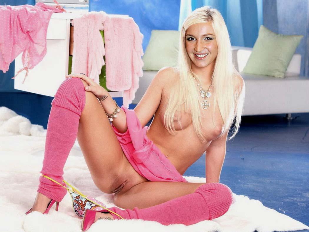 Olga Buzova Wearing The Most Extreme Bikini For Arrived Boyfriend