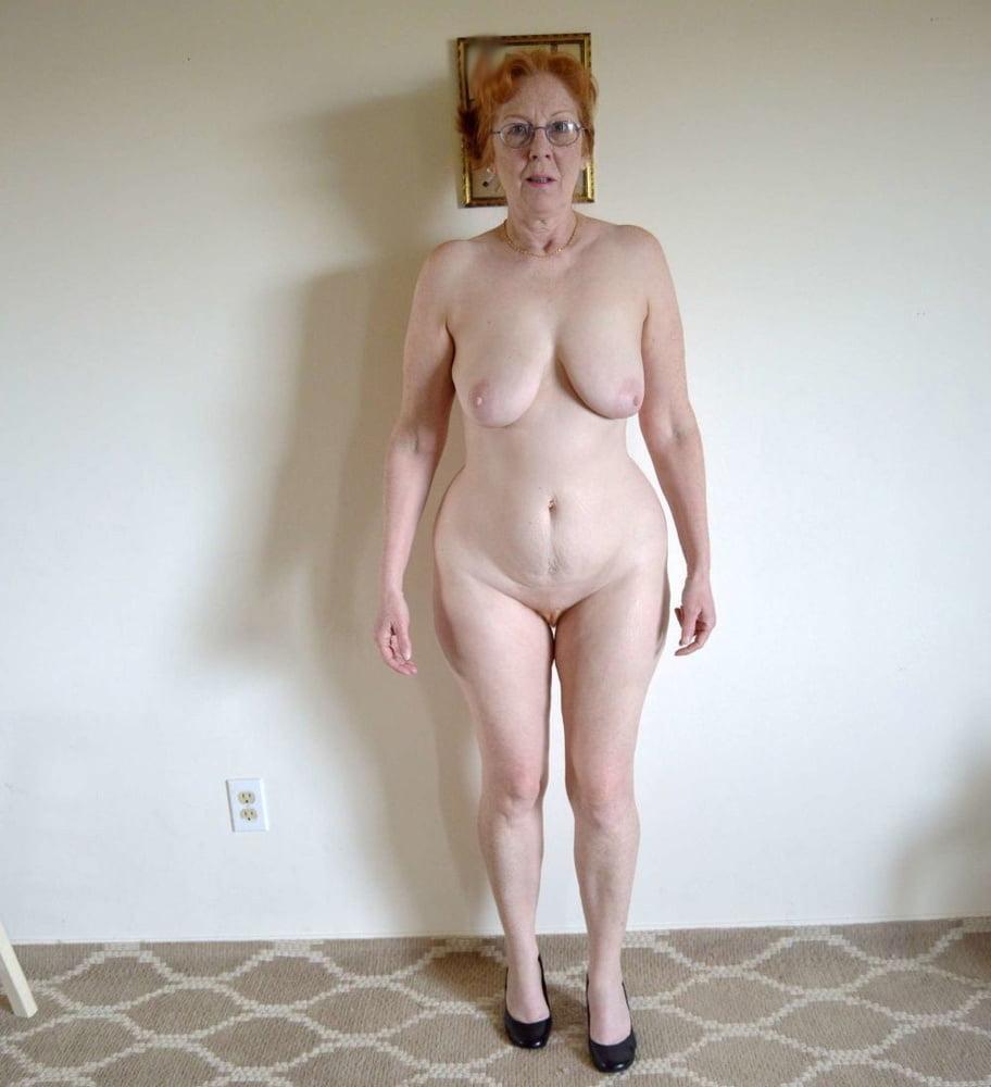 Hot old ladies in bikini